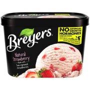 BreyersNatStrawberryicecream