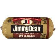 JimmyDeanMapleSausage