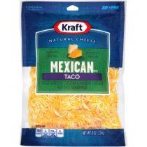 KraftMexicanTacoShreddedcheese