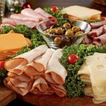 Prima Della Meat and Cheese Tray